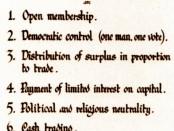 Rochdale principles, en el web