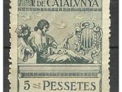 Segell de la Mancomunitat de Catalunya