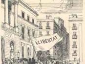 il·lustració de Josep Narro (Pels camins d'Utopia, 1958), en el blog http://caminsdutopia.blogspot.com/