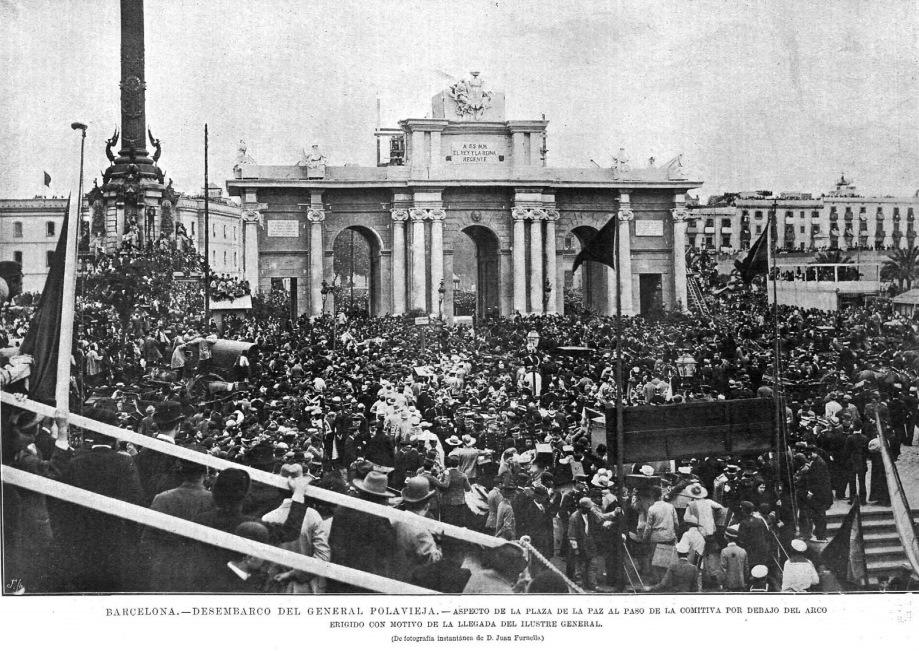 La Ilustración española y americana. 22/5/1897