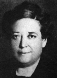 Teresa Claramunt, principal oradora dels dos mítings de1891