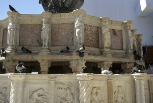 Perugia, Fontana maggiore (G.P. Pizzolato - Ginevra)