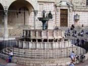 Fontana Maggiore. Arxiu Particular.