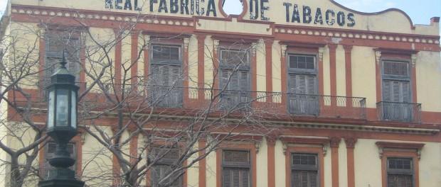 Fàbrica Partagás a l'Havana.