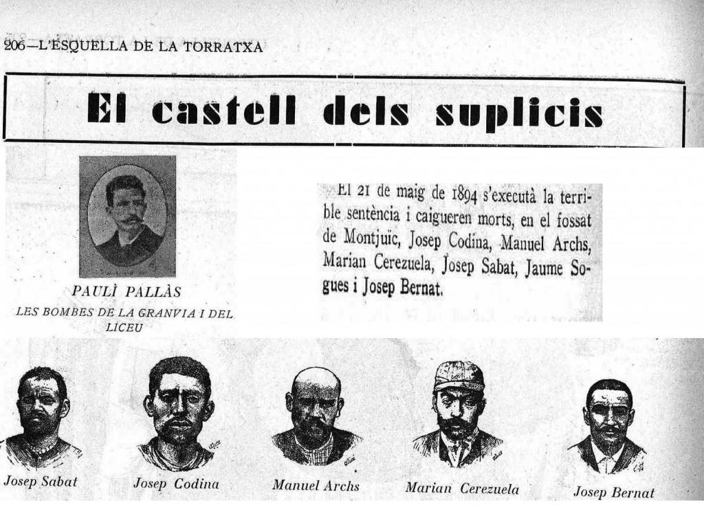 La Esquella de la torratxa : periódich satírich, humorístich, il-lustrat y lilterari Any LVIII Número 2856 - 1934.