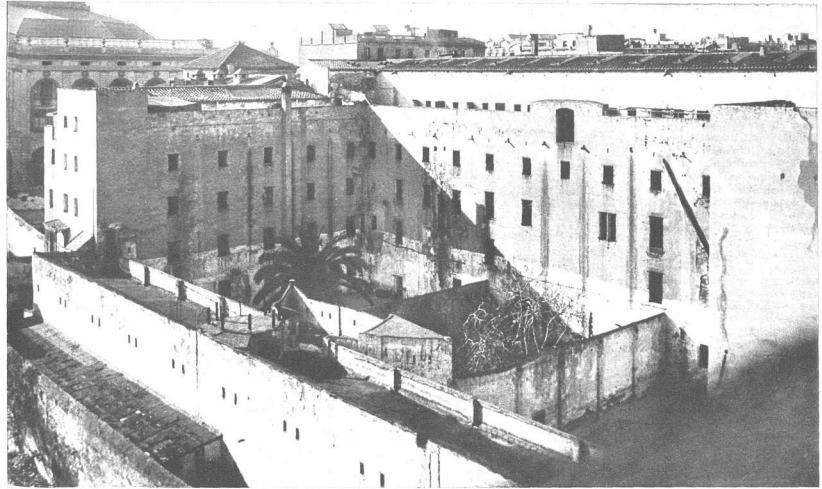 Pesó Vella de Barcelona - Mundo Gráfico. 20/3/1935