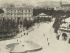 El Circ Eqüestre (a la dreta de la imatge), a la plaça Catalunya, lloc de celebració del primer míting de dones de la SAT el 12/04/1891. Font: web Barcelofília.